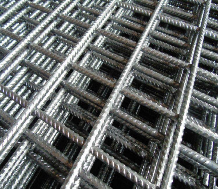 D10桥梁钢筋网 搭设桥面专用的焊接网片