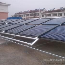 山东青岛太阳能工程联箱