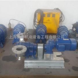 福格申凸轮转子泵VOGELSANG-VX100-45Q