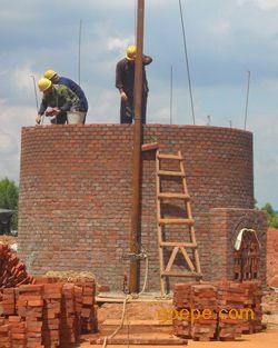 砖烟囱新建