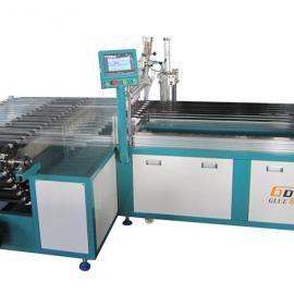 格帝斯TD-1510 T8玻璃灯管FPC软板自动打胶机