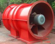 DK45系列(FKCDZ系列)矿用对选轴流风机