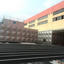生活水箱 不锈钢生活水箱(不锈钢生活水箱厂家)现场安装