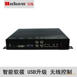 宝泓BH-101液晶拼接控制器|拼接处理器|拼接盒|拼接器