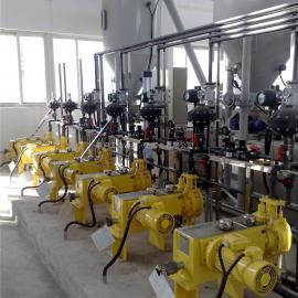 MBH161-8MPEMEM4SEST11NN22米顿罗液压隔膜计量泵