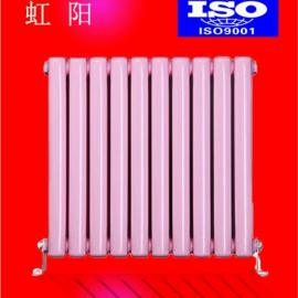 钢制柱型暖气片散热器 暖气片生产厂家 钢二柱暖气片