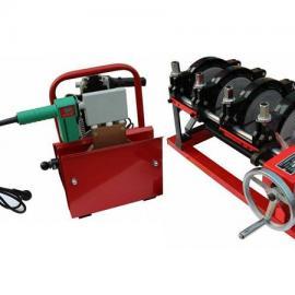 八达手�eS200四组热熔焊机 PE塑料管焊接机 PE管对接机