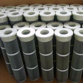 2米除尘滤芯 钢厂除尘滤芯 防静电除尘滤芯