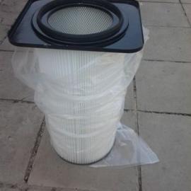卡盘除尘滤芯 硅粉高精度除尘滤芯 进口除尘滤芯