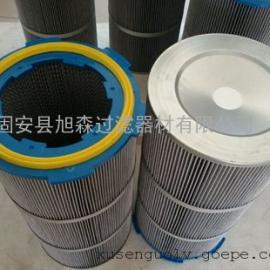 集尘机除尘滤芯 吊装除尘滤芯 集尘设备配套滤芯