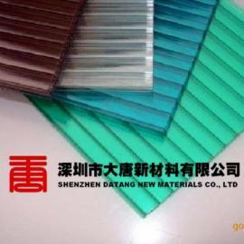 海南防晒阳光板批发 双层PC阳光板批发 耐候防紫外线