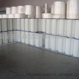 涂装设备防静电除尘滤芯 涂装场所除尘设备配套滤筒