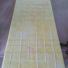 【防火保温顶棚】缝扎增强玻璃纤维板