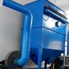 内蒙古供暖锅炉脉冲布袋除尘器 锅炉尾气处理布袋脉冲收尘器