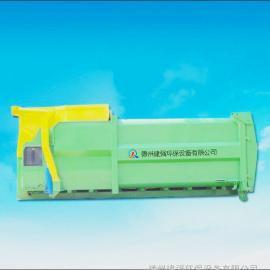 供应济南垃圾压缩设备 JQYS-10 不锈钢