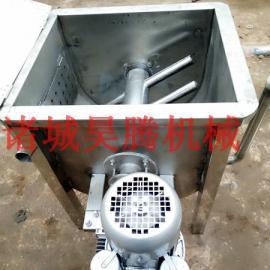 搅拌式小型浸烫池(图)