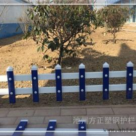 宣城塑钢草坪护栏什么价格 生产厂家批发价便宜