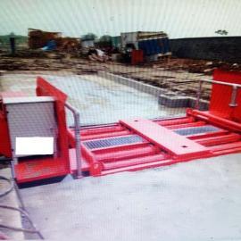 天津 盛兴荣 滚轴洗轮机 建筑工程工地基坑式洗轮机