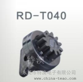 厂家直销特澳RD-T040阻尼器阻尼轮阻尼齿轮