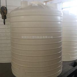 宜兴5吨耐酸碱塑料储罐防腐蚀搅拌罐盐酸储罐生产厂家