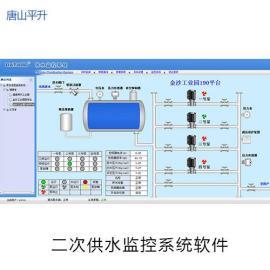二次增压泵站远程监控系统