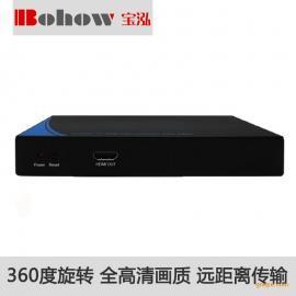 宝泓BH-R360异形画面处理器|360度画面旋转器