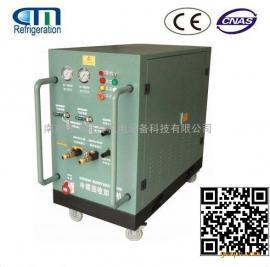 家电拆解制冷剂回收机 5匹无油压缩设计