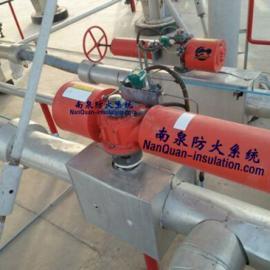 石油化工阀门执行器防火罩