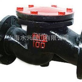 供应上海H41T-16型升降式铸铁止回阀