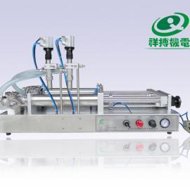 XBGZJ-500G半自动卧式膏液灌装机