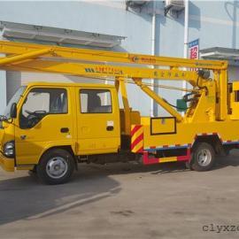 双排16米高空作业车