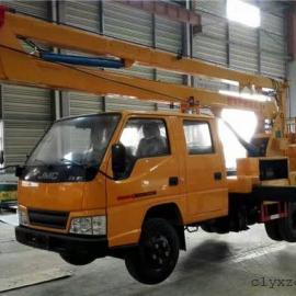 16米高空作业车价格