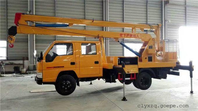 东风22米高空作业车