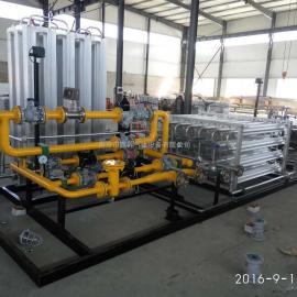 LNG天然气点供设备卸车气化调压计量加臭撬装设备