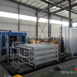 燃煤改气LNG天然气气化调压供气减压撬装设备