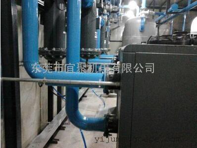空压机管道工程安装_压缩空气管道系统施工方案