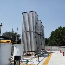 1000立方工业LNG燃气气化减压撬