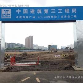 深圳建筑工地专用洗车台,工程洗车机
