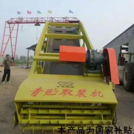山东青贮取料机
