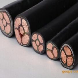 上海铠装电力电缆YJV22 3芯185平方