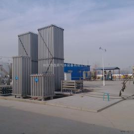LNG气化调压站 燃气减压撬 LNG空温式气化器