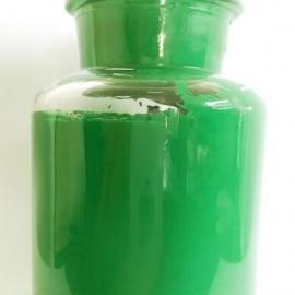 台山环氧淡苹果绿色浆厂家 聚氨脂PU色浆