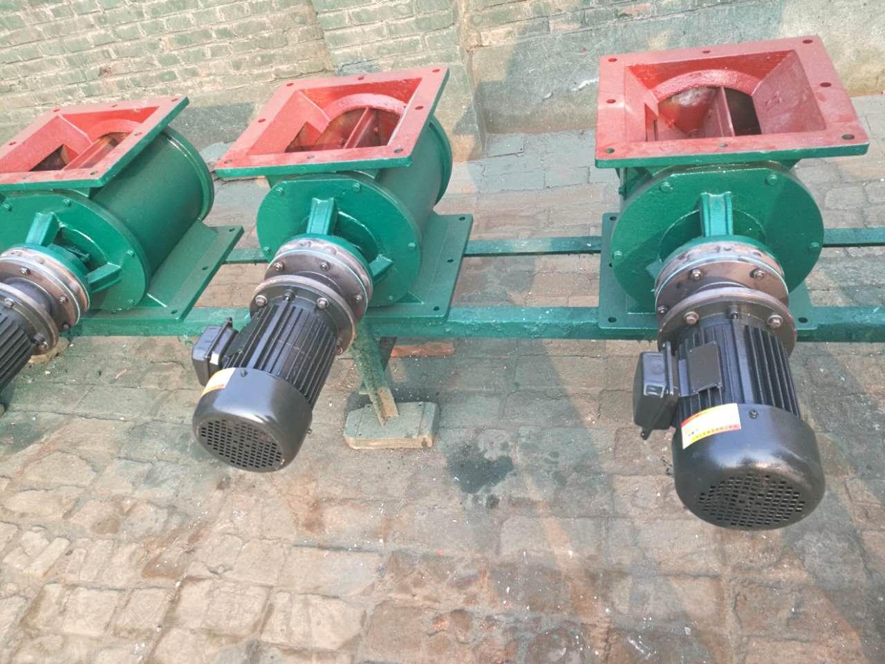 博文星型卸料器 卸灰阀 料仓下料器 排灰阀 旋转放料阀图片
