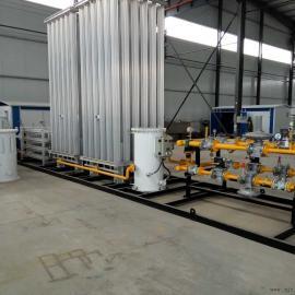 LGN天然气气化减压计量供气撬装设备