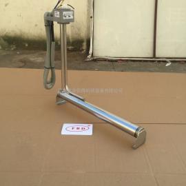L型单管金属加热器
