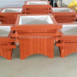 塑木花箱制作厂家