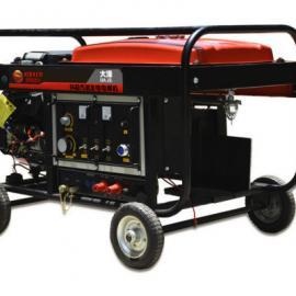 350A自发电式汽油发电焊机|本田氩弧焊机