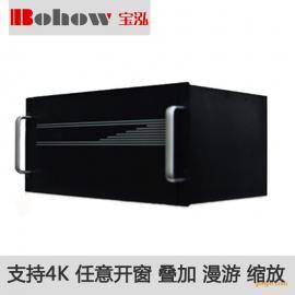 宝泓BH-2000PLUS外置拼接处理器|多屏拼接处理器|视频处理器