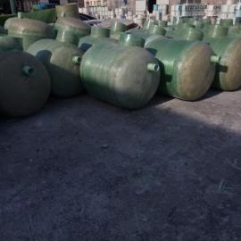 新疆玻璃钢化粪池批发价格厂家直销玻璃钢化粪池