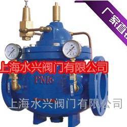 供应上海SX400X(SXL741X)型 PN10~PN25 流量控制阀